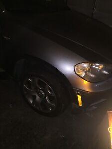 BMW X5 wheels