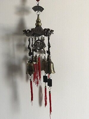 Oriental Dragon Bell Windchime- Limited Edition