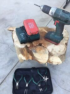 Cordless drill pack Sunshine North Brimbank Area Preview