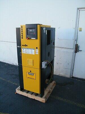 2012 Kaeser Aircenter Sx5 5 Hp Rotary Screw Air Compressor Ingersoll Rand Dryer
