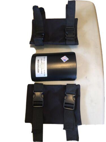 AR500 Arm/ Shin Guard Armor  Black Free Shipping