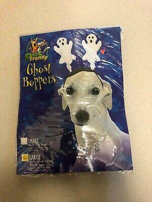 Pet Frenzy Dog Ghost Bopper Antenna Large - Ghost Dog Kostüme