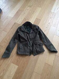 Large coat.  Reverie Uomo
