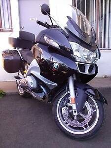2009 BMW R1200RT Touring with Hard Panniers and Rego Taminda Tamworth City Preview