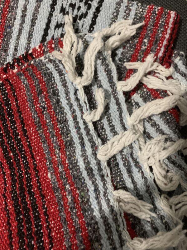 Mexican  wool blanket