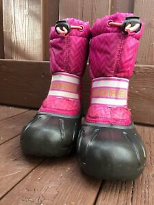 Winter boots (size 12)and winter jacket 3-in-1(size 4/5)