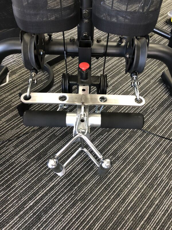 Dual Pulley Row To Single Row Adapter 15.5 X3.5 Works With Inspire Ft2