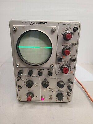 Tektronix Type 515a Oscilloscope