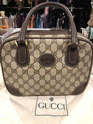 Gucci Vintage Dr. Bag