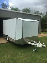 Enclosed go kart / Moto x/ quad trailer McMinns Lagoon Litchfield Area Preview