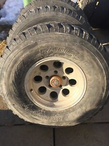 Jeep Tires and Rims / Big Tires / GOOD DEAL