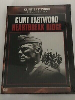Heartbreak Ridge ~ Clint Eastwood ~ Brand New ~ Sealed ~ 2002 DVD