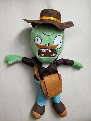 Plant Vs Zombie Halloween Games (Plants vs Zombies Soft Plush Toy Doll Game Figure 30 CM 12'' Cowboy)