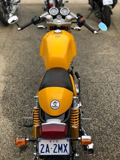 Royal Enfield Continental GT 535cc Geelong West Geelong City Preview