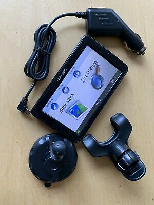 "GARMIN NUVI 2595LMT (LIFETIME US/Canada MAP/Traffic) 5"" Auto GPS BUNDLE #0054"