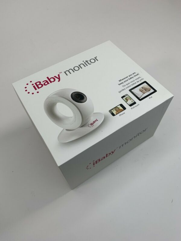 iBaby Monitor M2 - WiFi Wireless Digital Baby Video Camera [Brand New]