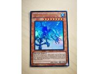 YUGIOH CARD White Night Dragon LCGX-EN205 Ultra Rare PACK FRESH BRAND NEW