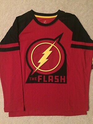 THE FLASH JUSTICE LEAGUE movie Comic Book New BOYS Youth LON