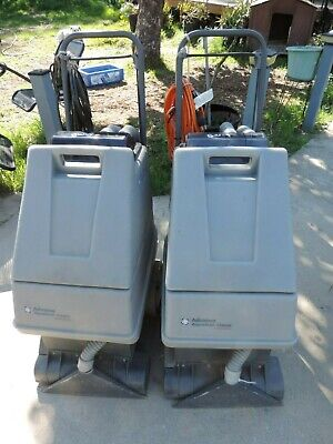 Carpet Cleaner And Extractor Machine Advance Aquaclean