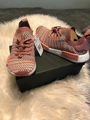 adidas NMD_R1 STLT Primeknit Shoes Women's
