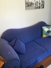 Free lounge 2.5 seater and storage cabinet Greenacre Bankstown Area Preview
