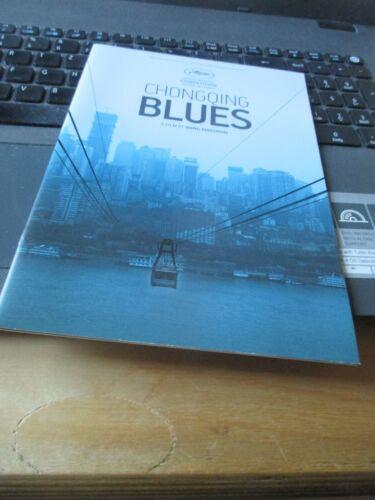Wang Xiaoshuai CHONGQUING BLUES Pressbook CANNES 2010 Fan Bingbing