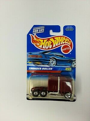 Hot Wheels 1996 Thunder Roller #483