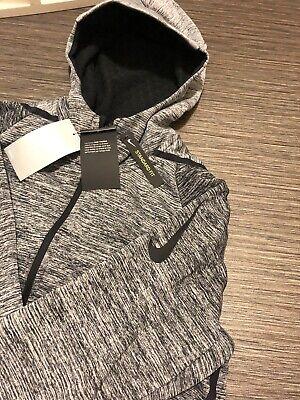 Tierras altas cinturón motivo  Nike Therma-Sphere Premium Men's Long-Sleeve Training Top 929697-893 Size M  New