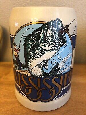 Budweiser Anheuser Busch Stein Mississippi Always In Season SO54822