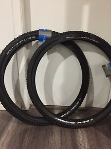 New Schwalbe Rapid Rob 27.5x2.25 650B Bicycle Tires Mountain