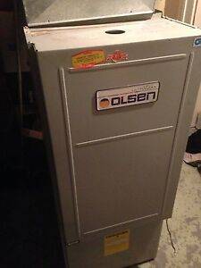 Olson 60,000 btu gas furnace
