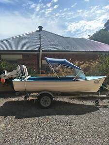 20HP Runabout Boat