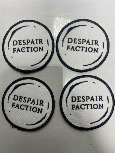 AFI 4 PATCH despair faction 4 PATCH OFFICIAL MERCHANDISE NEW
