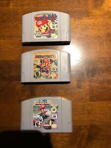 Nintendo 64, n64 games lot