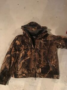 Columbia hunting jacket