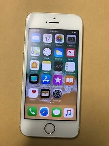iPhone 5s Gold 16 GB Rogers for sale