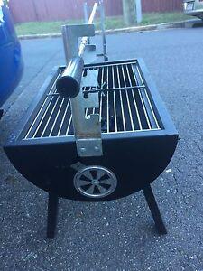 Jumbuck Mini Spit Roaster Lutwyche Brisbane North East Preview