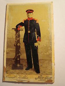 neu ulm soldat in uniform regiment nr 127. Black Bedroom Furniture Sets. Home Design Ideas
