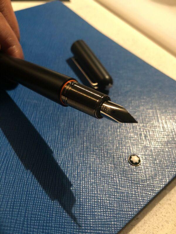 Montblanc M Ultra Fine Marc Newson Fountain Pen