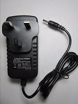 12V UK Switching Adapter Power Supply for Philips PicoPix PPX3614 3614 Projector