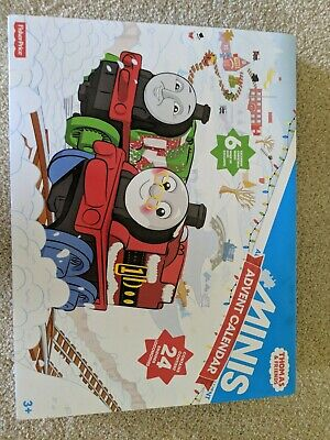 Thomas & Friends Minis Advent Calendar 2015 (Open box, never played with)