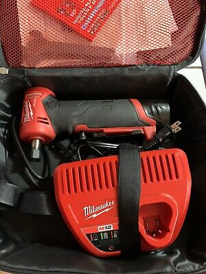 M12 Fuel 12-volt Lithium-ion Brushless Cordless 14 In Right Angle Die Grinder