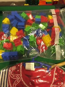 Bag of baby LEGO 100pieces