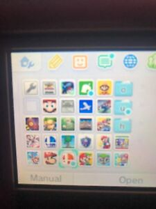 Modded 3DS (All games free)
