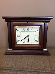 Bombay Company clock and picture frame