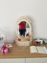 Girls duchess dressing-table  mirror and drawer Ascot Brisbane North East Preview