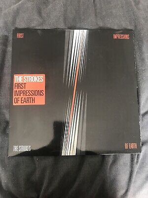 The Strokes First Impressions of Earth Album Vinyl Record