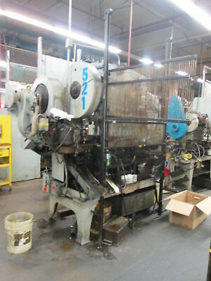 Waterbury Farrel 1510 Icop 4.25 Stroke 7.5hp 220440v Transfer Press Wclutch