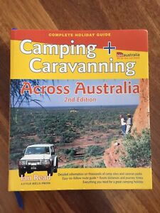Camping and caravanning across Australia....