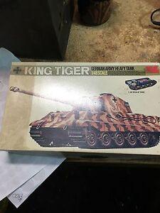 King tiger German army heavy tank Dingley Village Kingston Area Preview